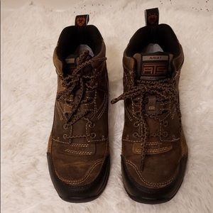 8f77c1fee10 Ariat Womens Terrain Hiking Boots
